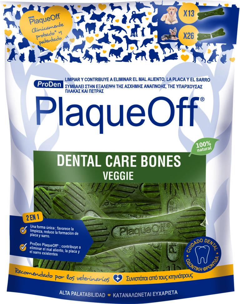 PlaqueOff Dental Bones